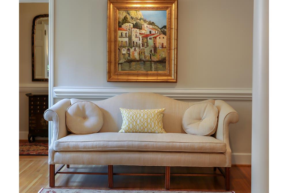 Entry Sofa